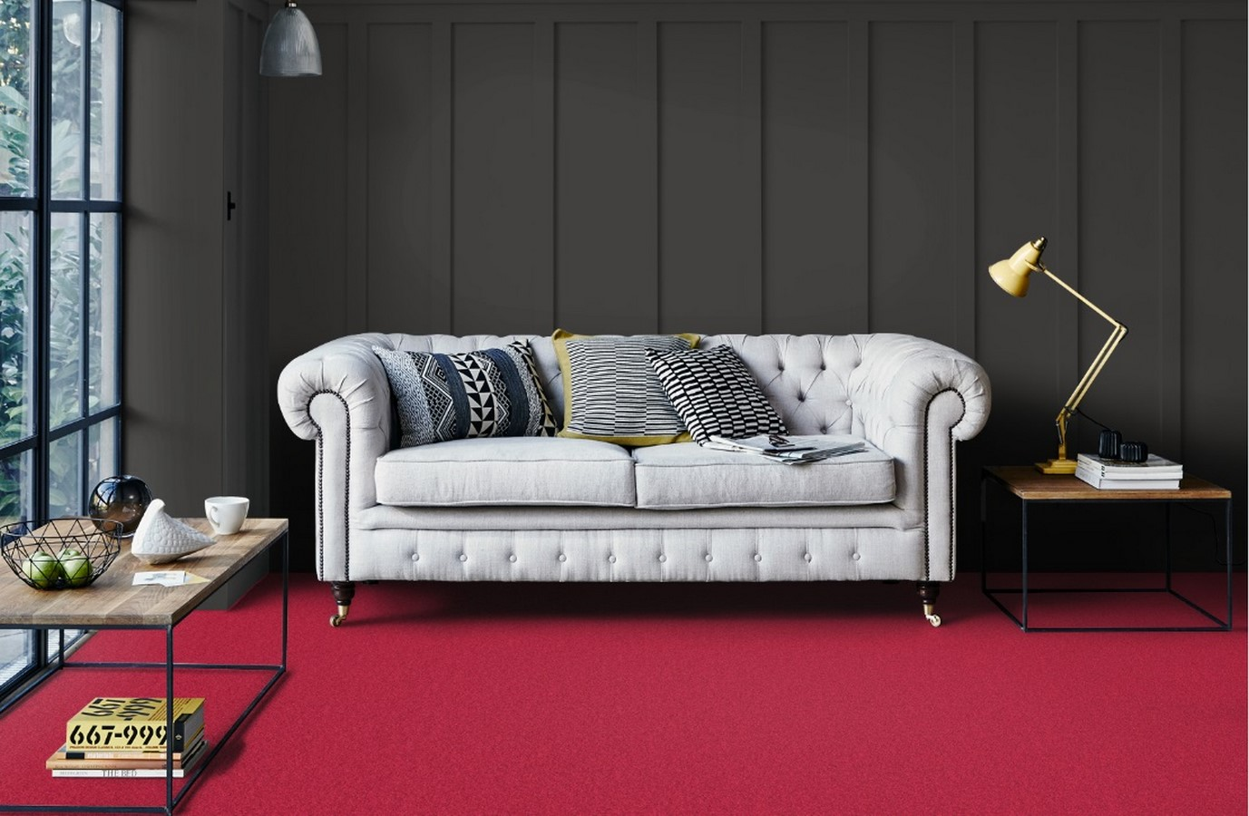 10 Ways to style rugs in your home! - Sheet16