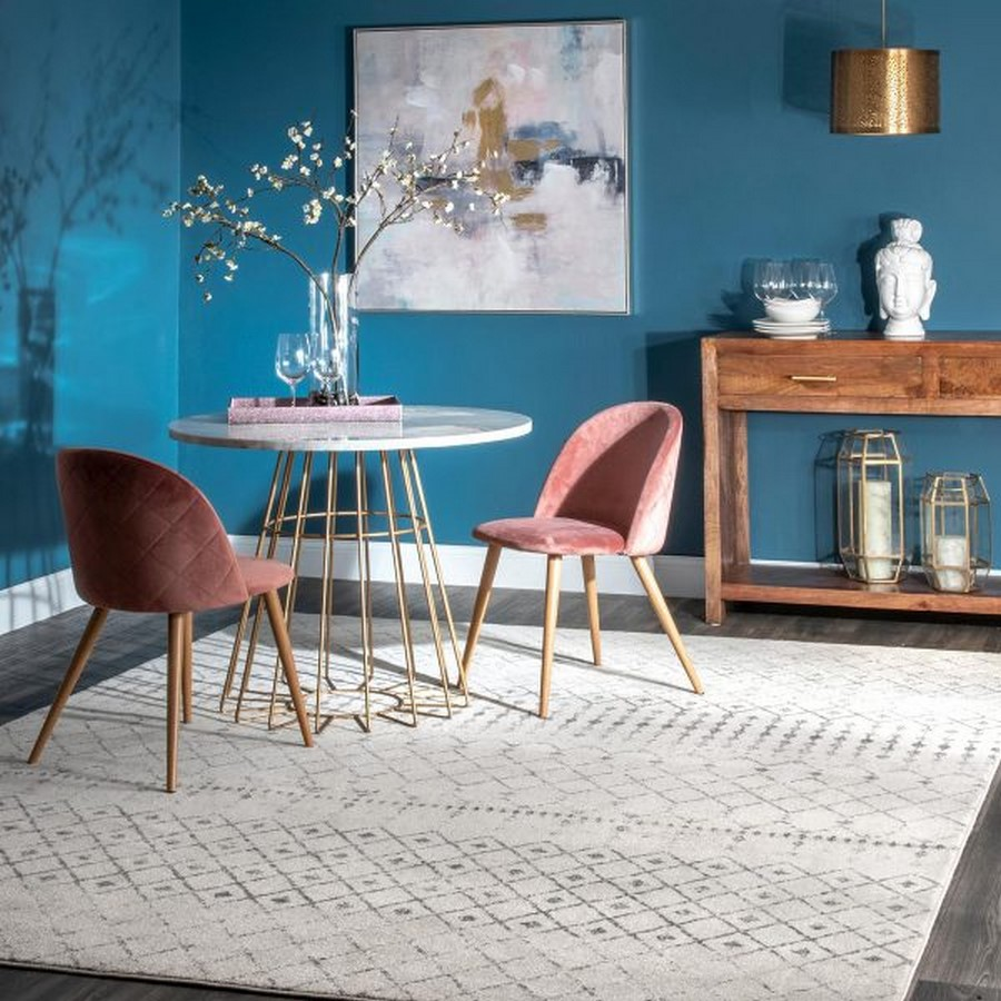 10 Ways to style rugs in your home! - Sheet17