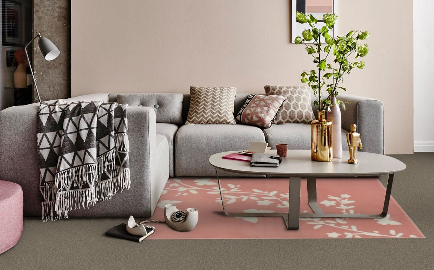 10 Ways to style rugs in your home! - Sheet18