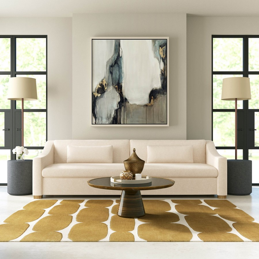 10 Ways to style rugs in your home! - Sheet6