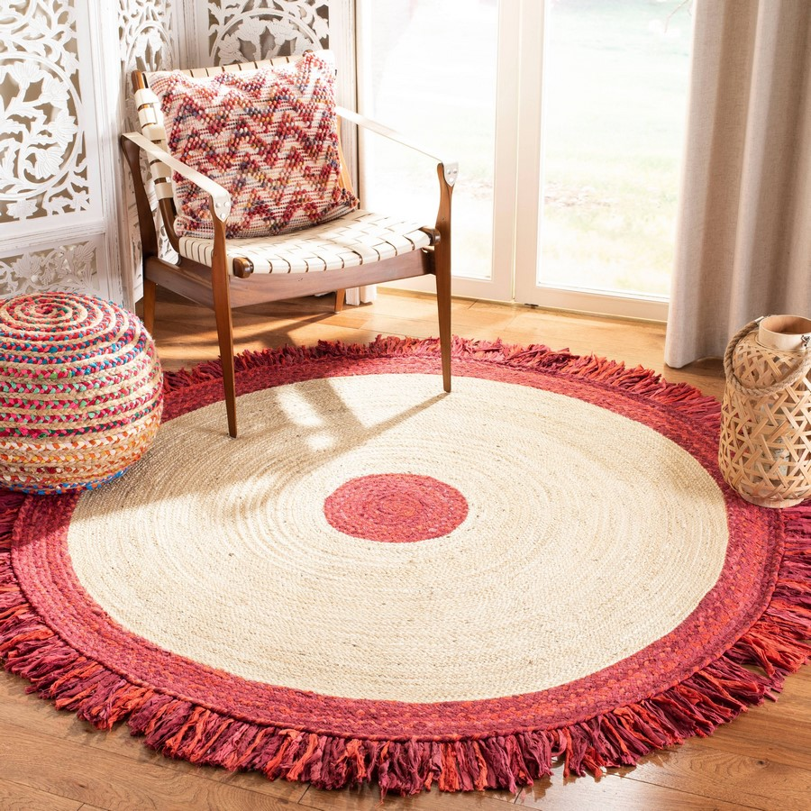 10 Ways to style rugs in your home! - Sheet8