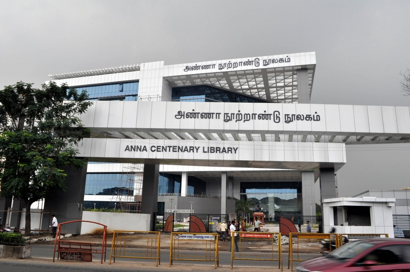 7 Examples of Modern Architecture in Chennai - Sheet7