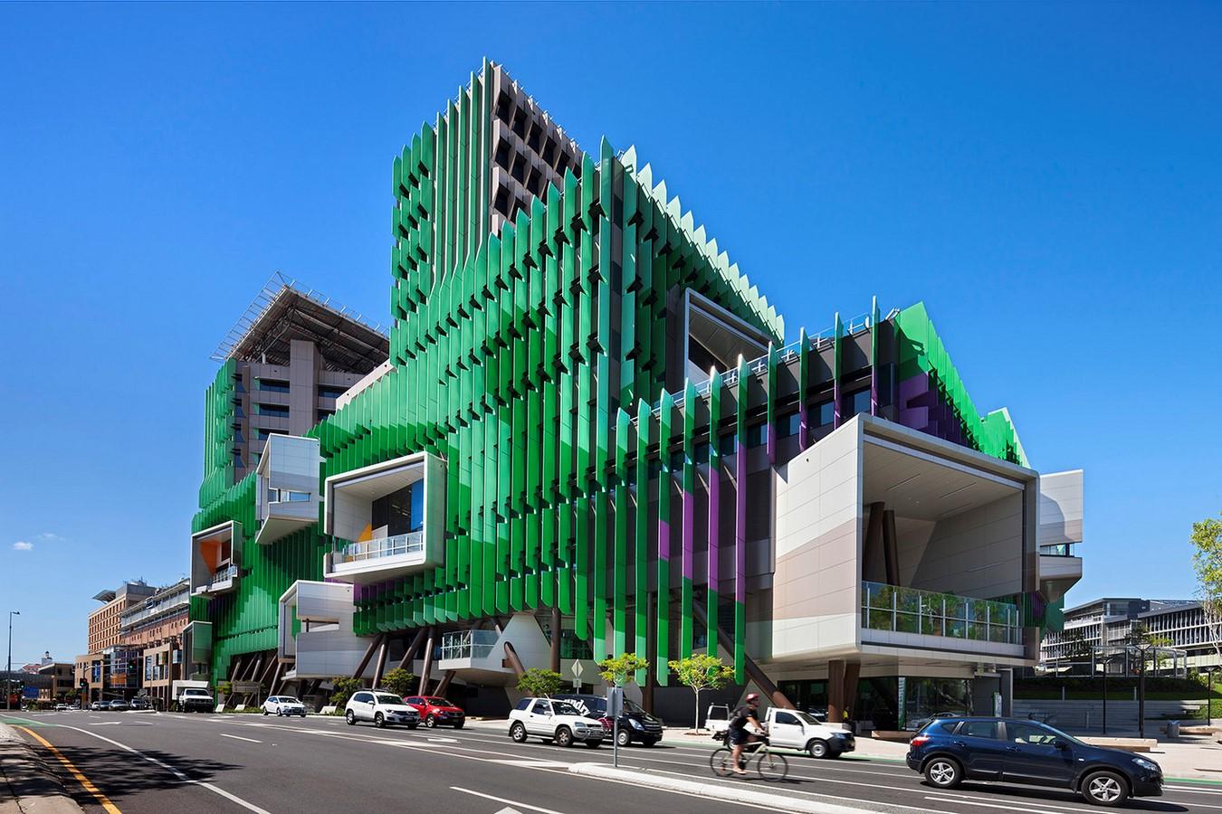 New Lady Cilento Children's Hospital, Australia (2014) - Sheet1