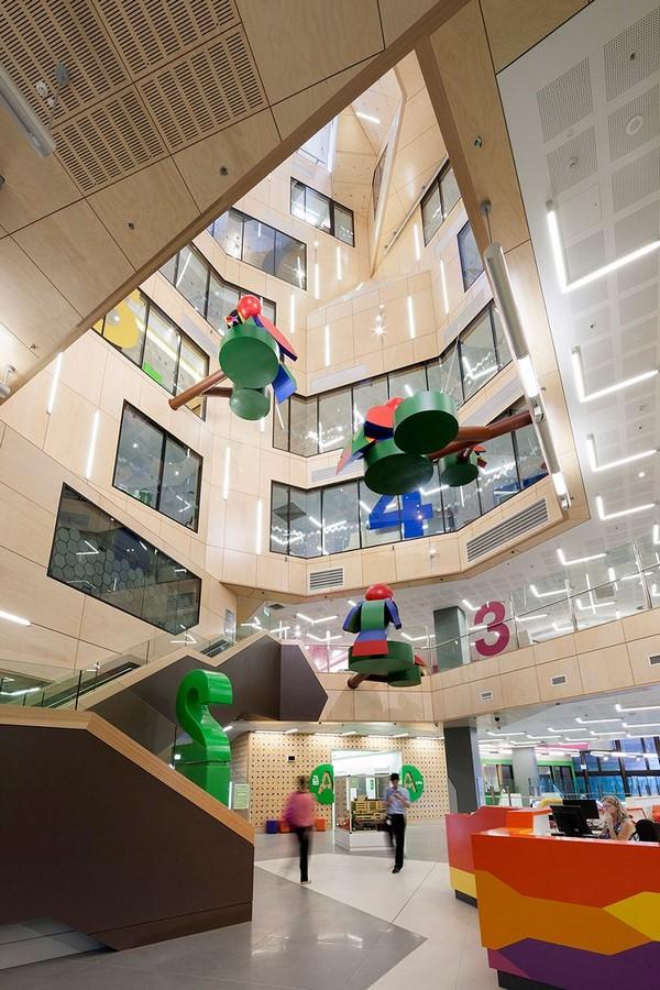 New Lady Cilento Children's Hospital, Australia (2014) - Sheet2
