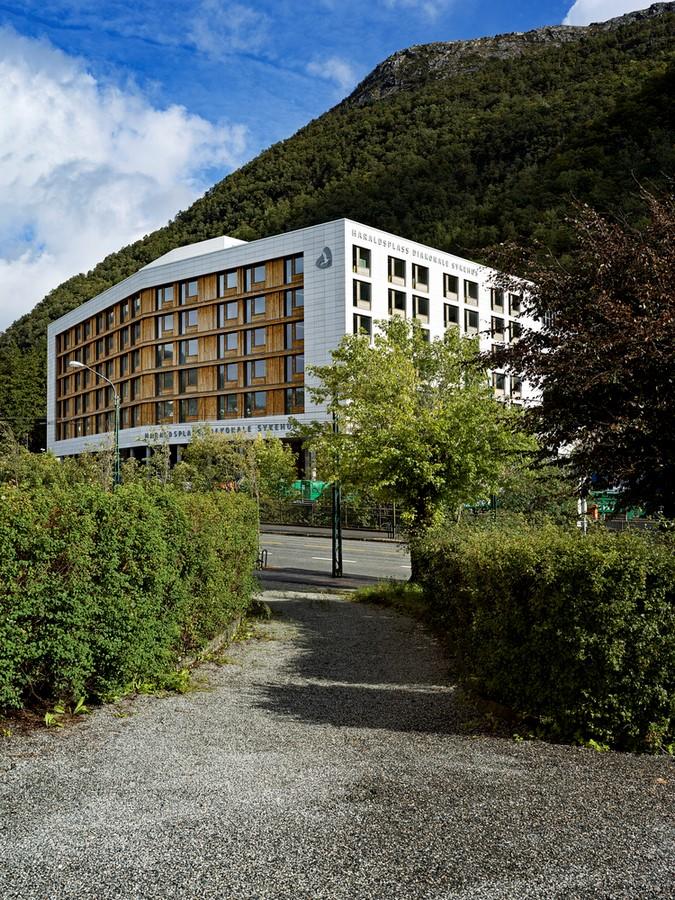 Haraldsplass Hospital, Norway (2018) - Sheet2