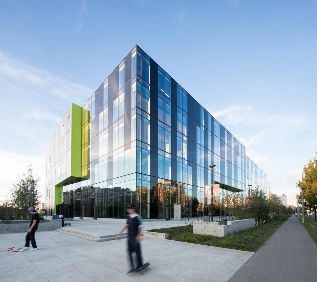 MacEwan University – Allard Hall - Sheet1