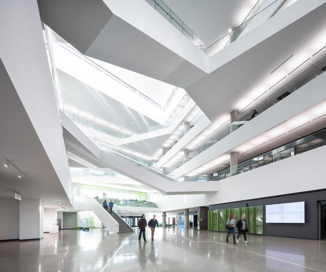 MacEwan University – Allard Hall - Sheet2