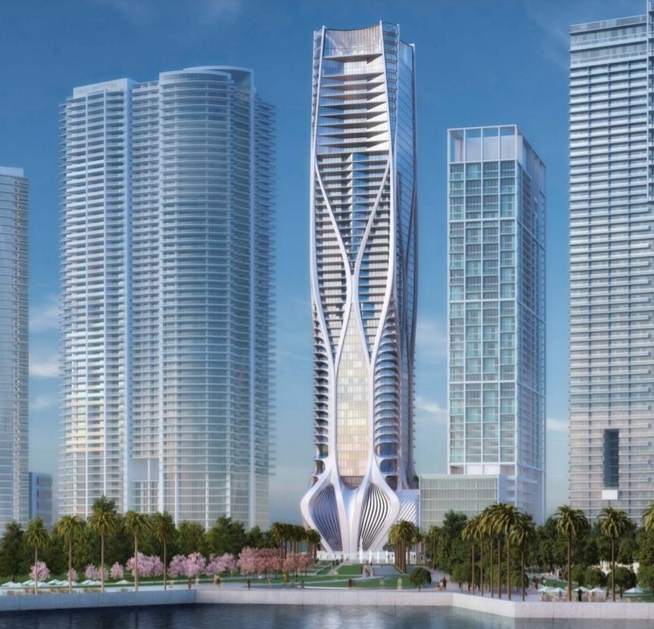 One Thousand Museum by Zaha Hadid: The luxurious condominium of Miami - Sheet1