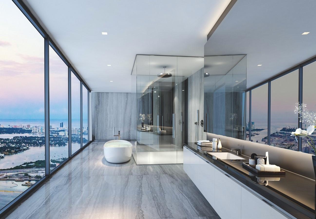 One Thousand Museum by Zaha Hadid: The luxurious condominium of Miami - Sheet10