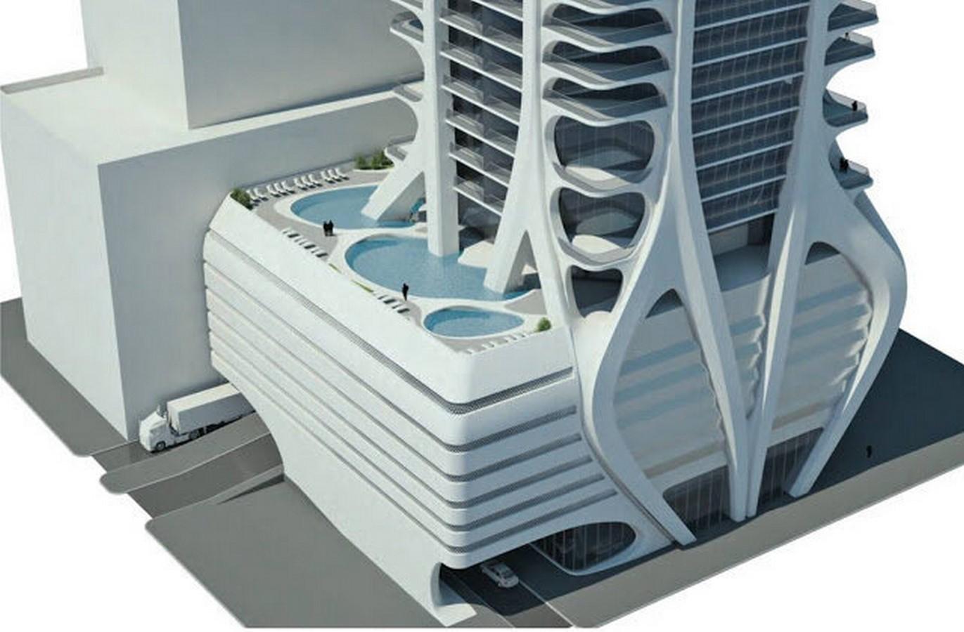 One Thousand Museum by Zaha Hadid: The luxurious condominium of Miami - Sheet5