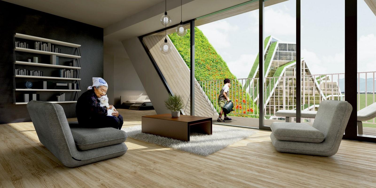 Hualien Residences by BIG: A Mountain-Shaped Resort - Sheet26