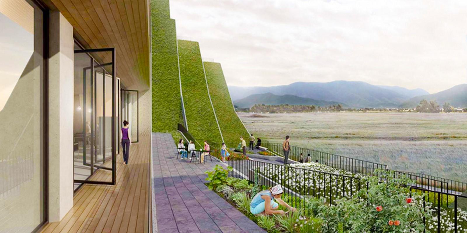 Hualien Residences by BIG: A Mountain-Shaped Resort - Sheet27