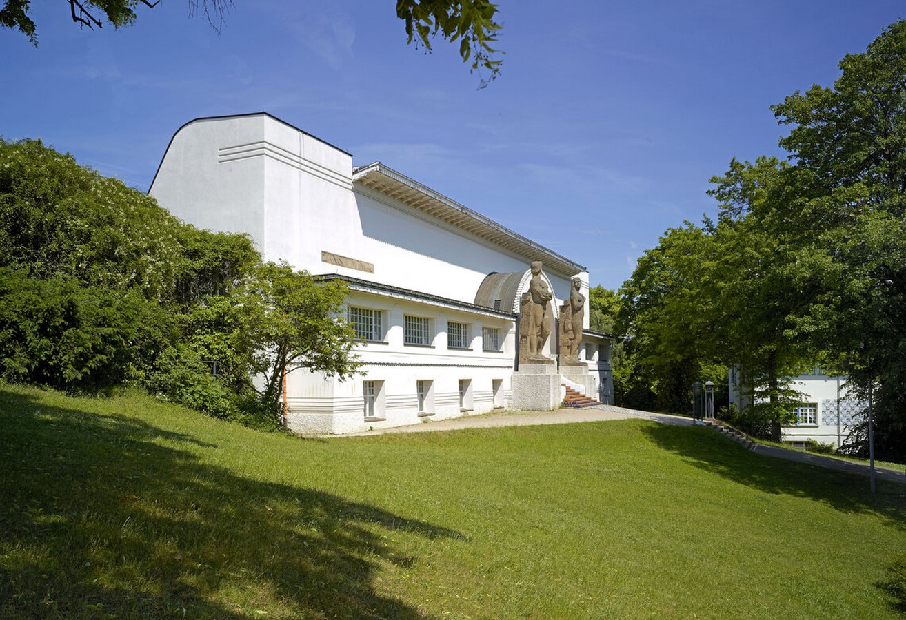 Jugendstil: Type of Art Nouveau architecture - Sheet112