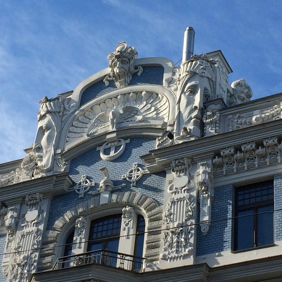 Jugendstil: Type of Art Nouveau architecture - Sheet14