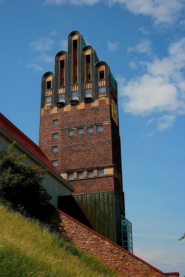 Jugendstil: Type of Art Nouveau architecture - Sheet4