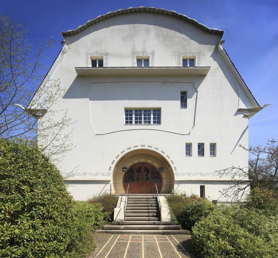 Jugendstil: Type of Art Nouveau architecture - Sheet7