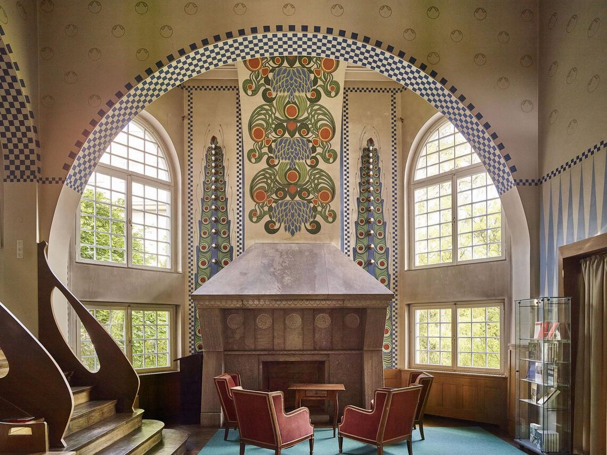 Jugendstil: Type of Art Nouveau architecture - Sheet9
