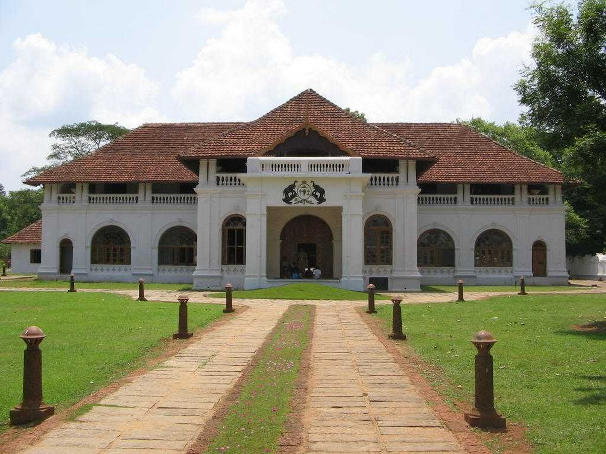 The Architectural Heritage of Kerala - Sheet1