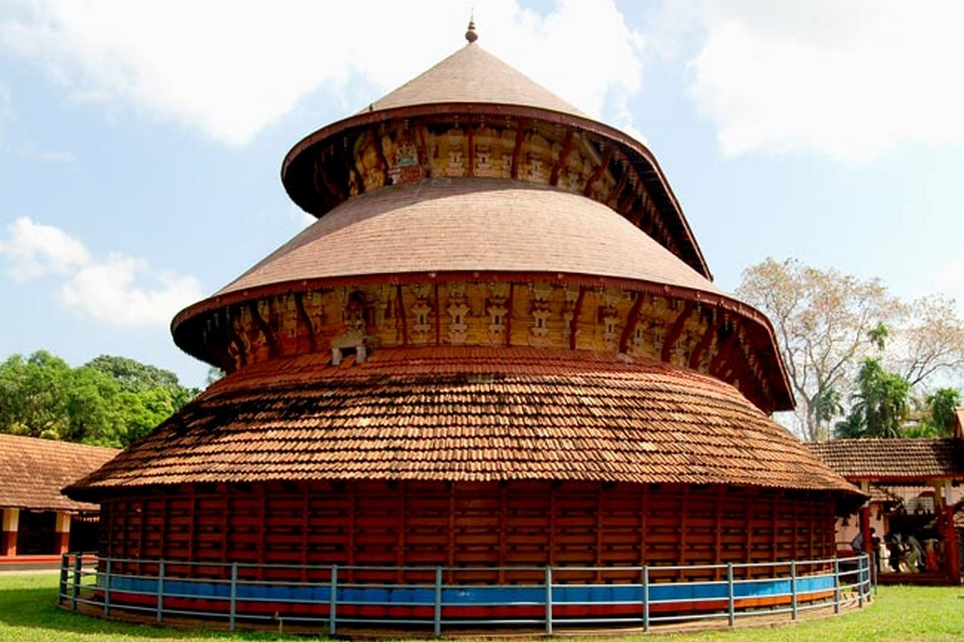 The Architectural Heritage of Kerala - Sheet11