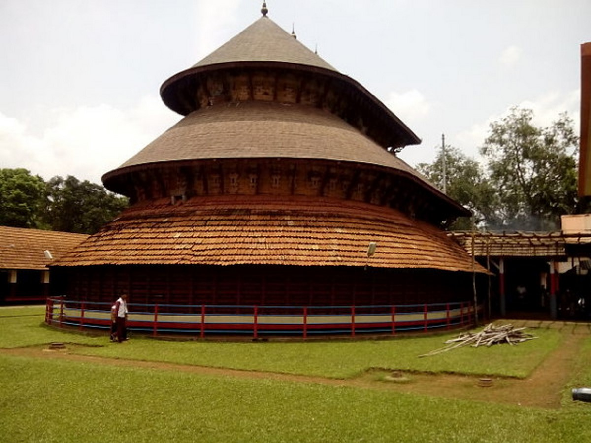 The Architectural Heritage of Kerala - Sheet12