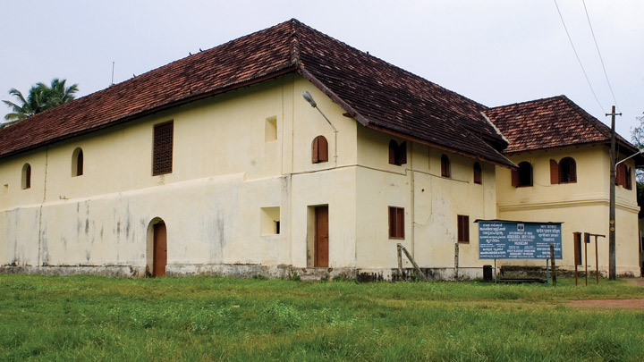 The Architectural Heritage of Kerala - Sheet2