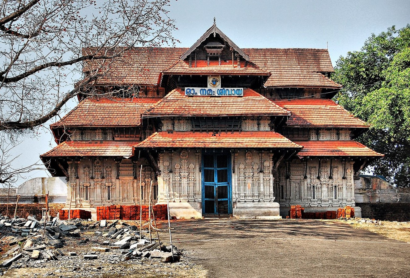 The Architectural Heritage of Kerala - Sheet8