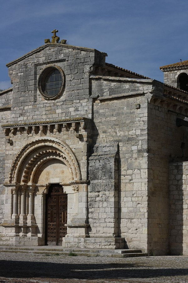 Repoblación Architecture: Pre-Romanesque Architecture - Sheet11