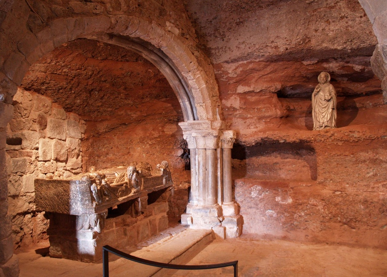 Repoblación Architecture: Pre-Romanesque Architecture - Sheet15