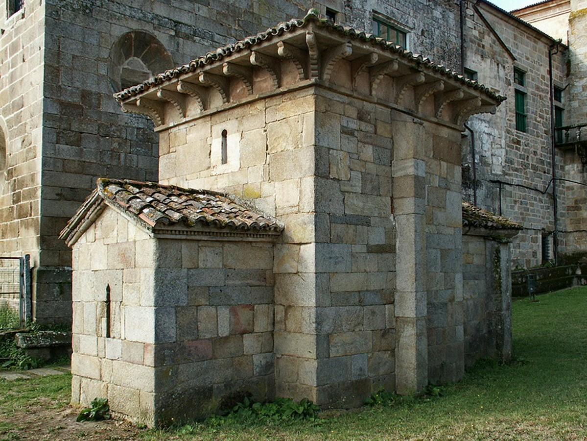 Repoblación Architecture: Pre-Romanesque Architecture - Sheet2