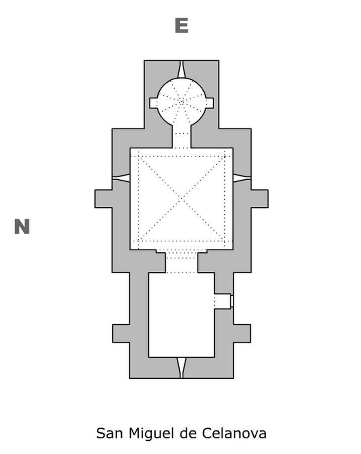 Repoblación Architecture: Pre-Romanesque Architecture - Sheet4