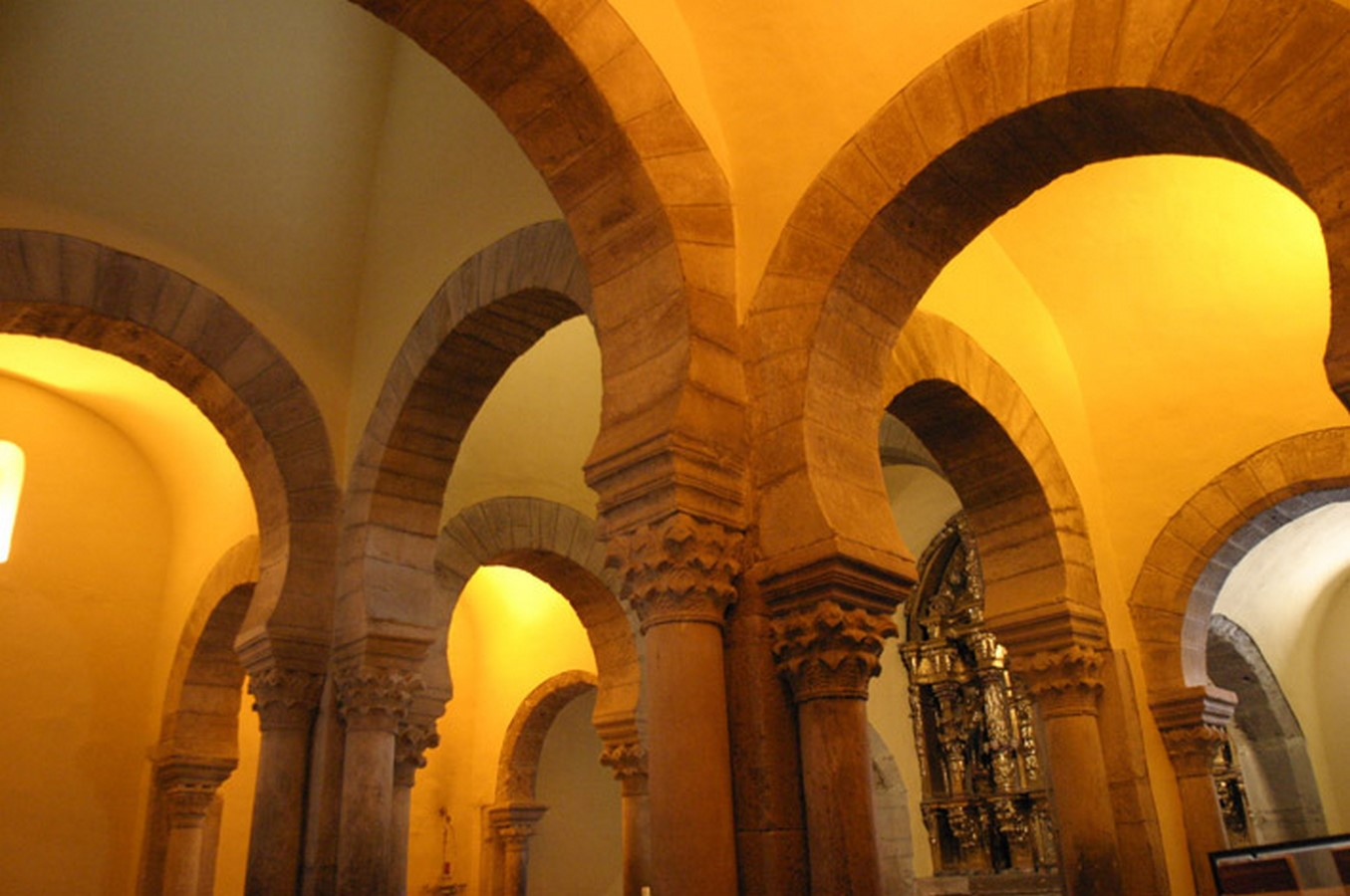 Repoblación Architecture: Pre-Romanesque Architecture - Sheet6
