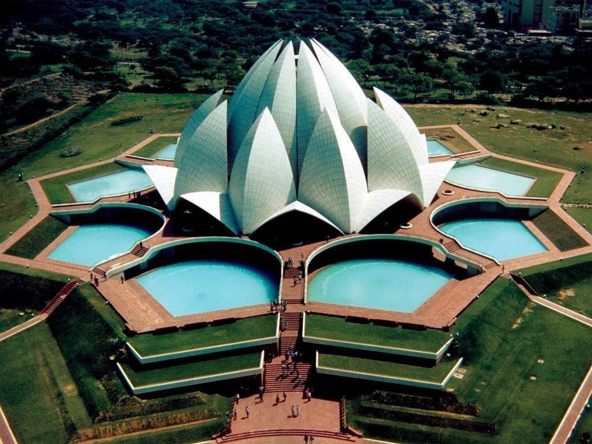 Lotus temple, Delhi - Sheet1