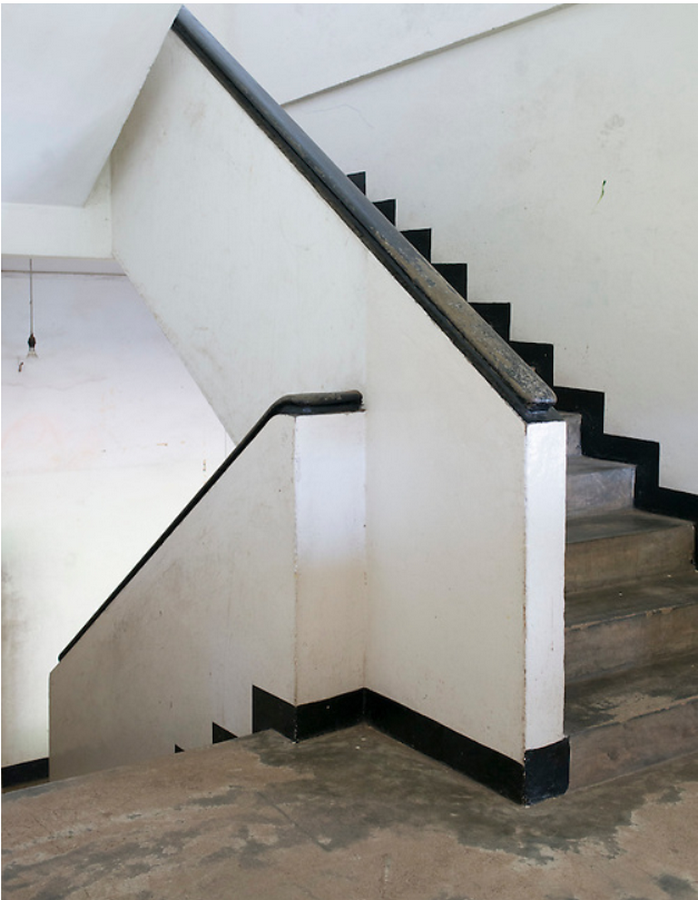 10 Staircases designed by Geoffrey Bawa - Sheet10
