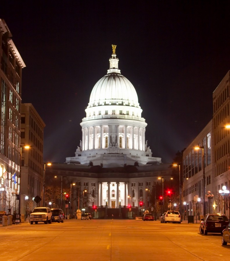 Wisconsin State Capitol - Sheet3