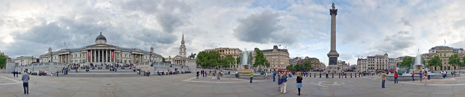 Trafalgar Square - Sheet1