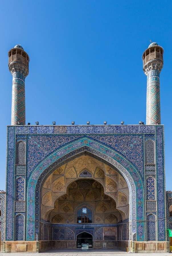 JAMEH MOSQUE OF ISFAHAN - Sheet4