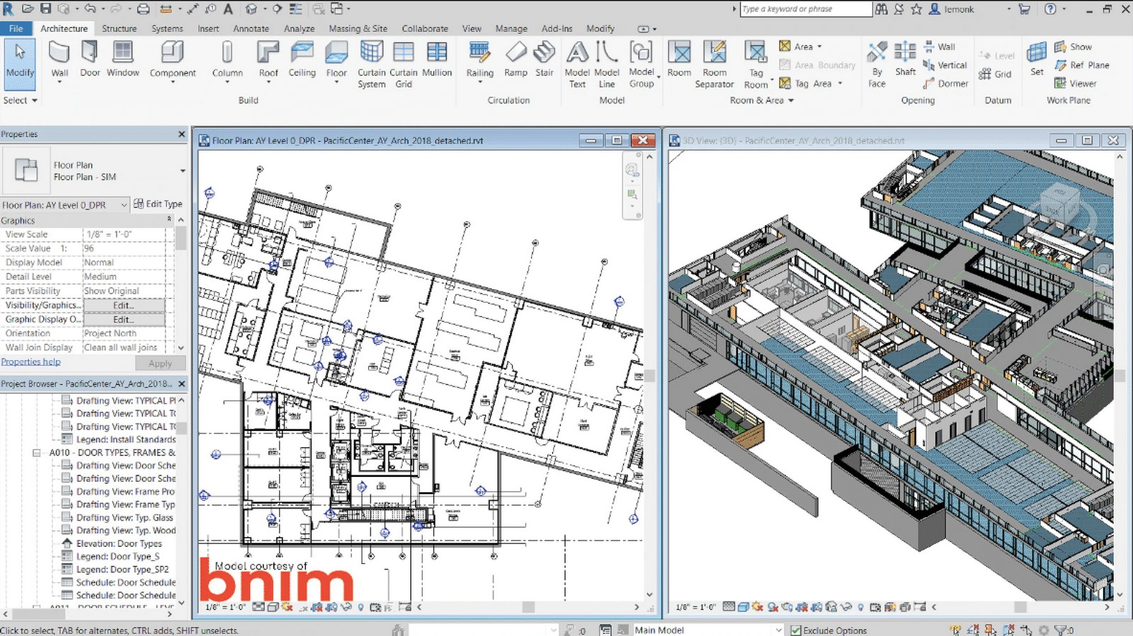 Autodesk Revit - Sheet1