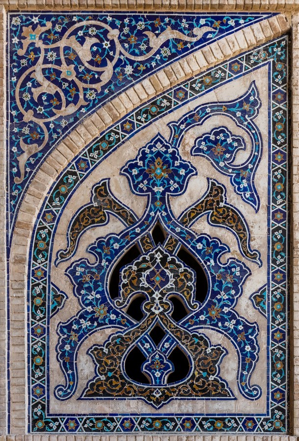 JAMEH MOSQUE OF ISFAHAN - Sheet1
