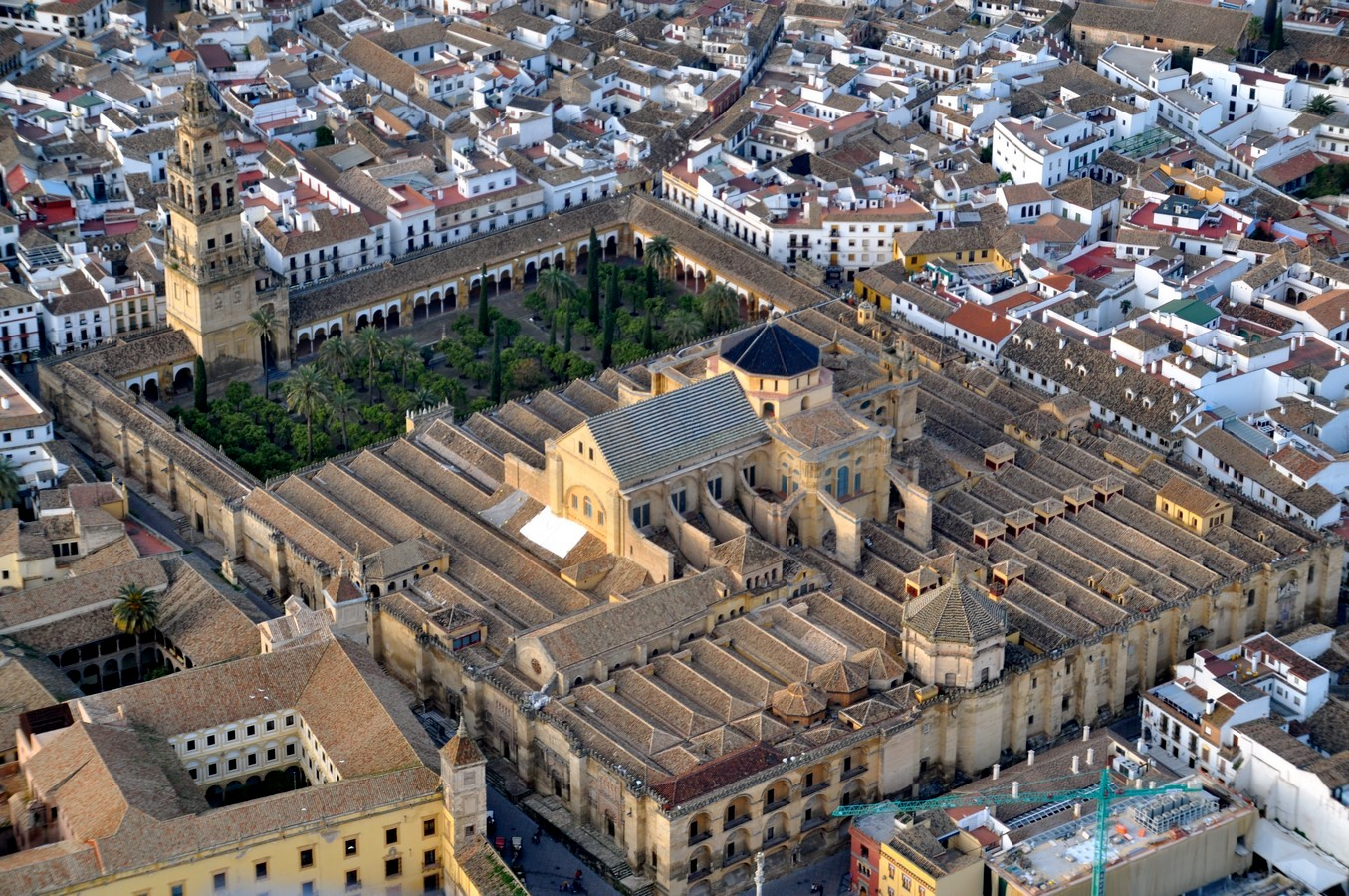 THE GREAT MOSQUE OF CORDOBA - Sheet1