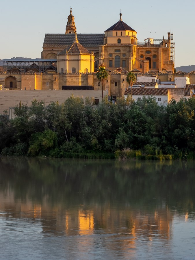 THE GREAT MOSQUE OF CORDOBA - Sheet2