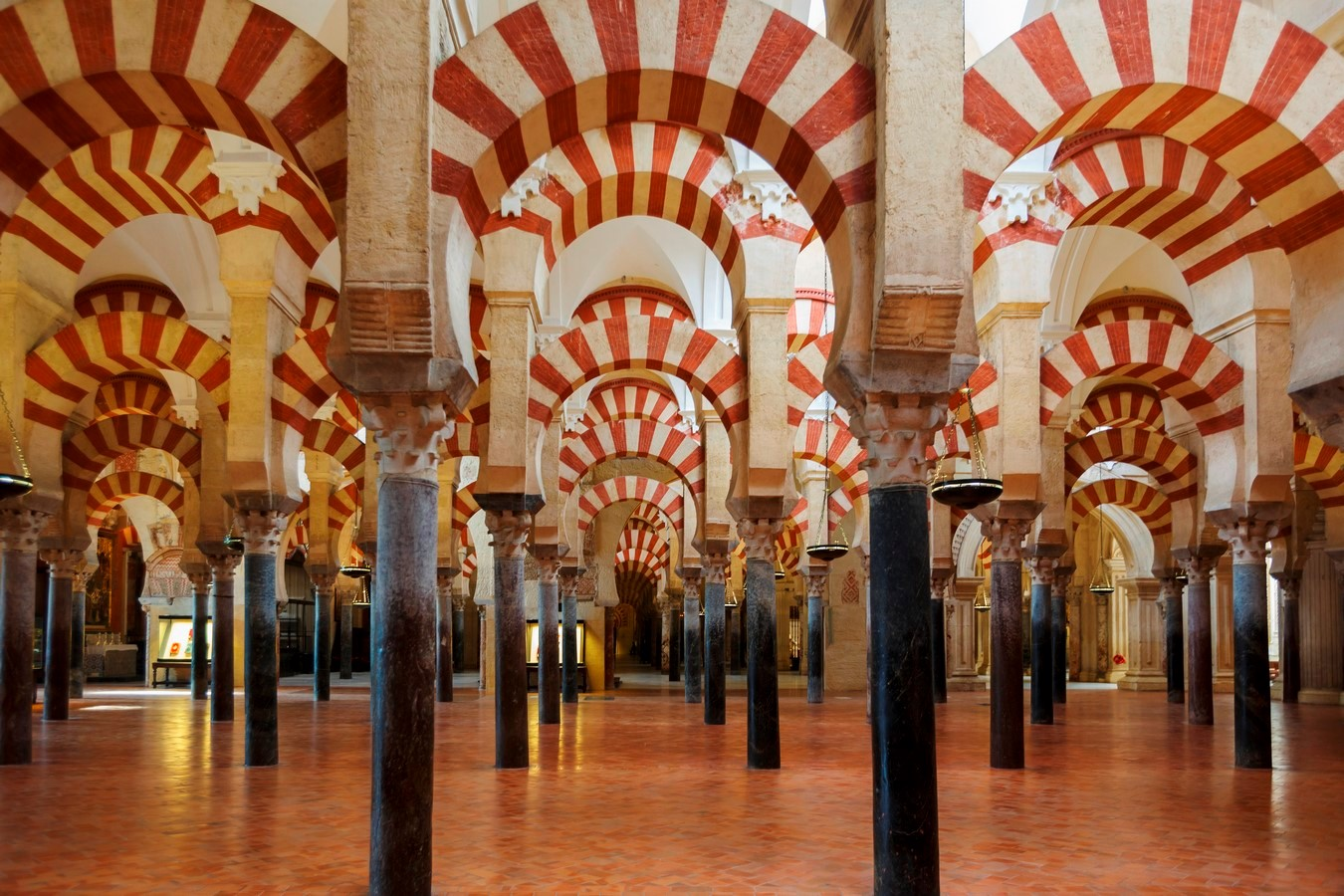 THE GREAT MOSQUE OF CORDOBA - Sheet3