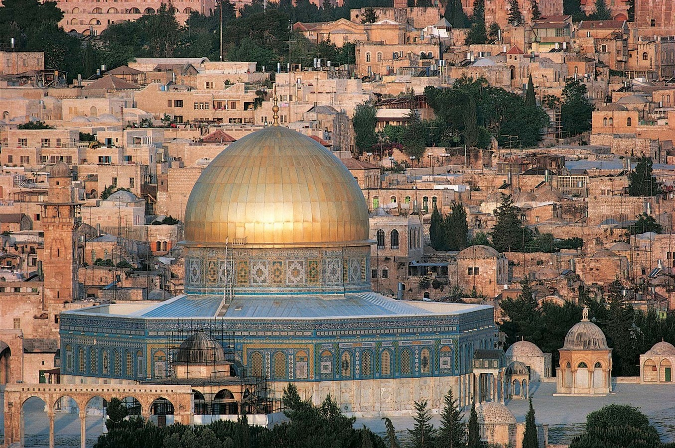 DOME OF THE ROCK - Sheet1