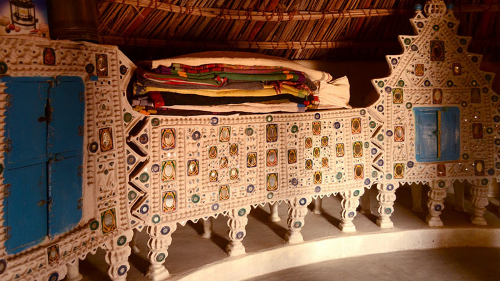 Lipan Kaam of Bhunga houses - Sheet2