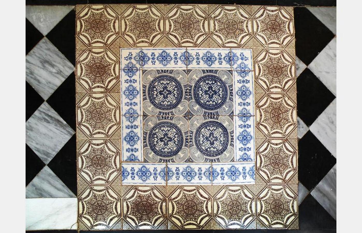 Tiles of Palitana - Sheet2