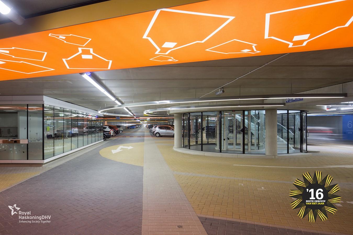 New Underground Parking Garage - Sheet4