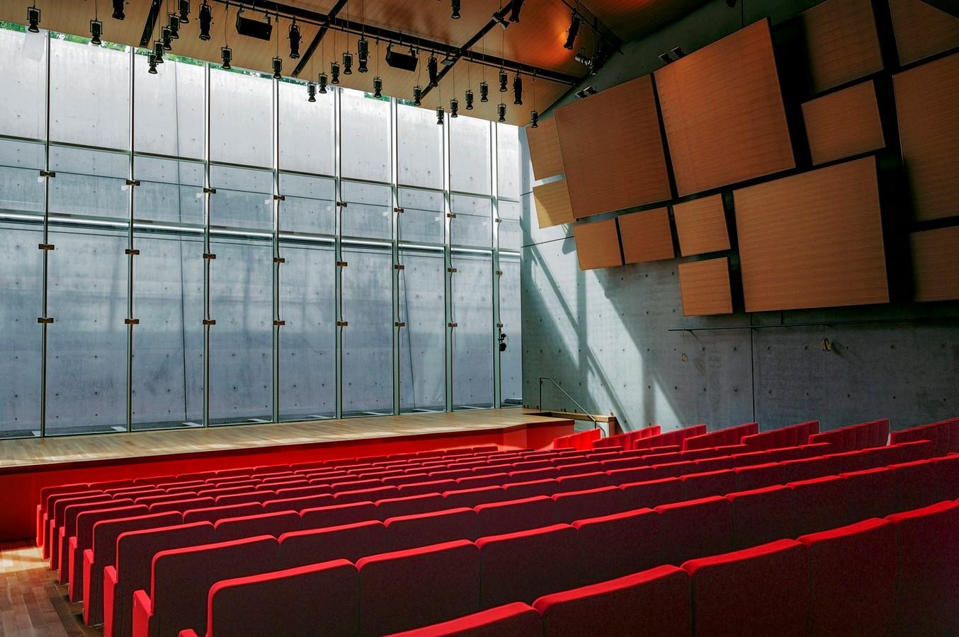 Kimbell Art Museum by Renzo Piano: Mecca of modern architecture - Sheet9