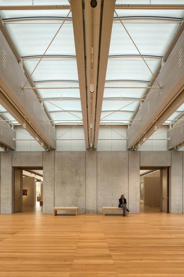 Kimbell Art Museum by Renzo Piano: Mecca of modern architecture - Sheet13