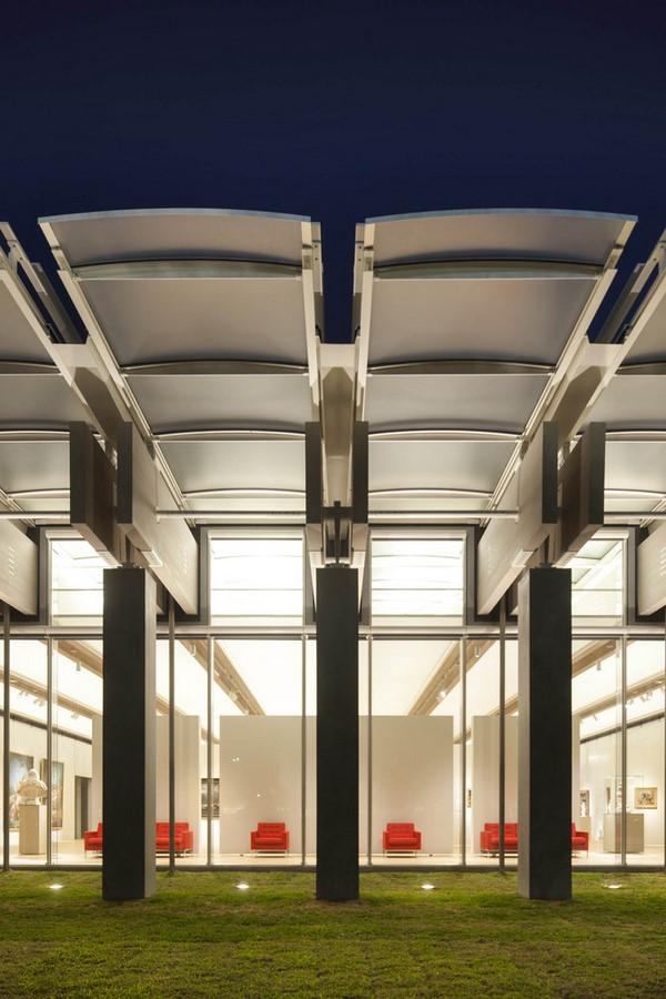 Kimbell Art Museum by Renzo Piano: Mecca of modern architecture - Sheet14