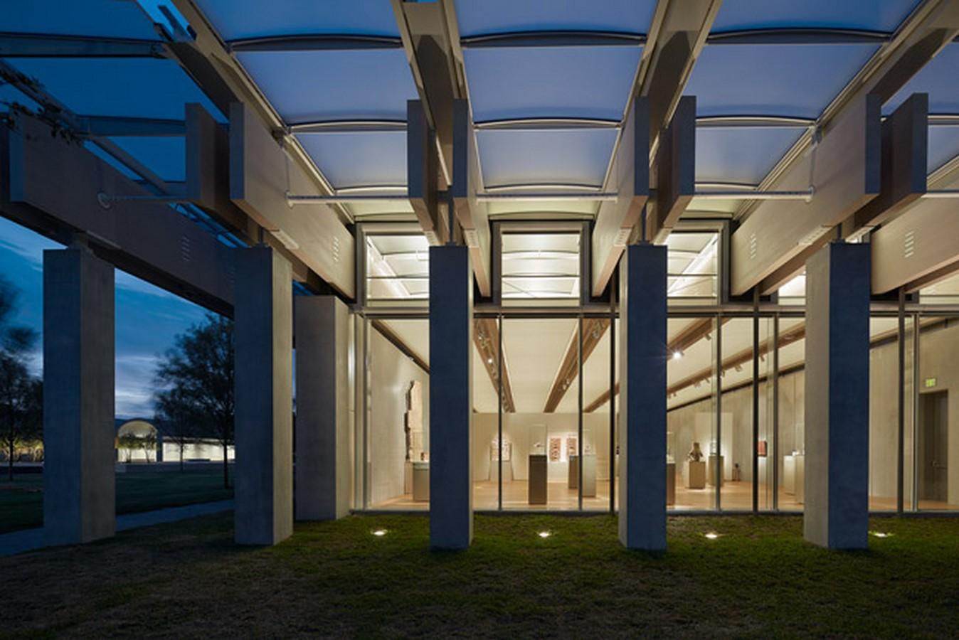 Kimbell Art Museum by Renzo Piano: Mecca of modern architecture - Sheet15