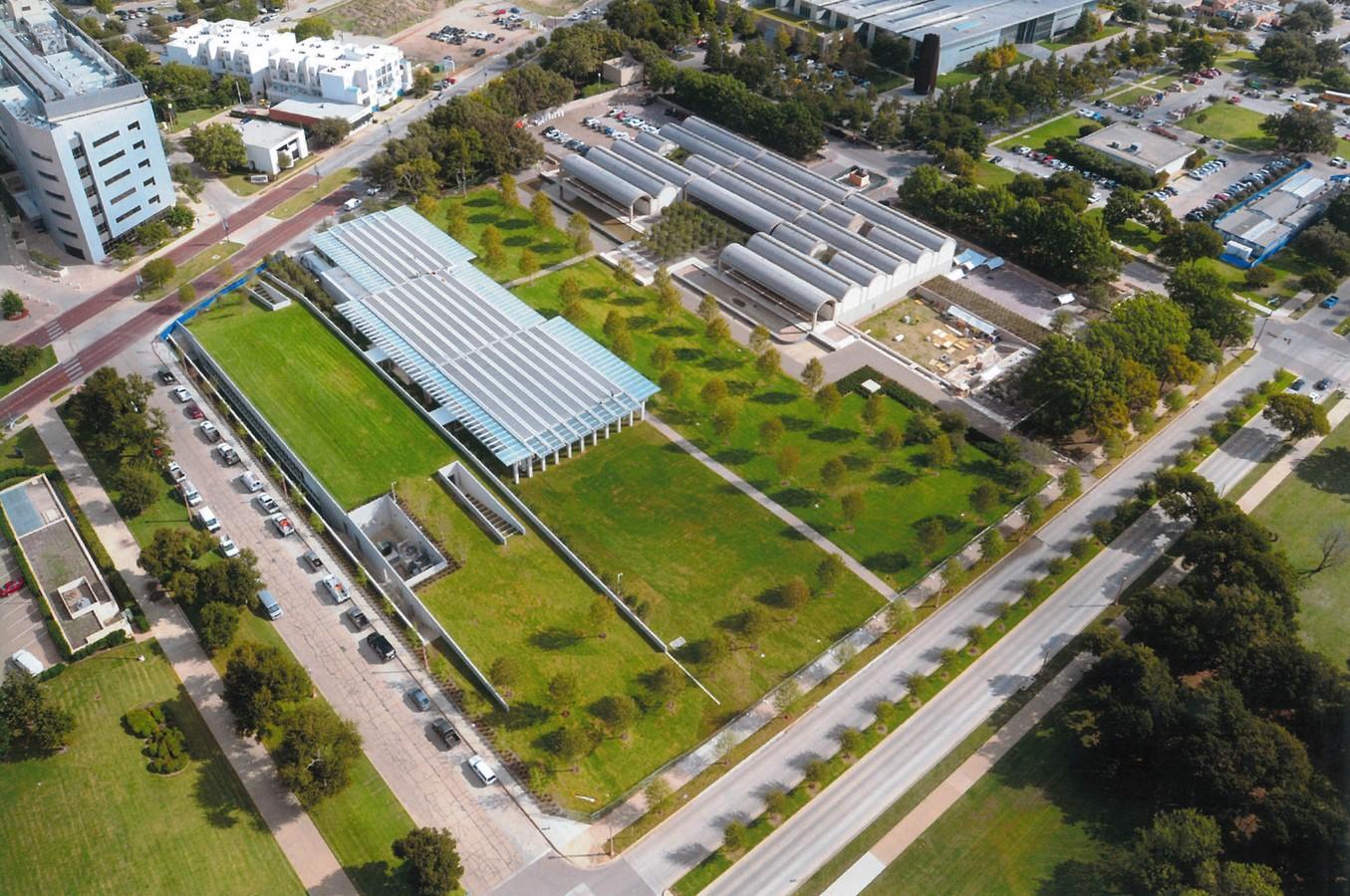 Kimbell Art Museum by Renzo Piano: Mecca of modern architecture - Sheet2